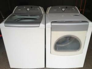18- Laveuse Sécheuse WHIRLPOOL CABRIO Washer and  Dryer