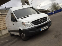 Mercedes Sprinter 313 CDI. 2011, 136000miles only