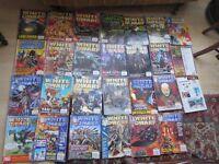Warhammer White Dwarf Old 30+ Books joblot GAMES WORKSHOP