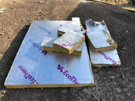 Insulation eco therm, kinspan left over