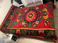 Handmade Wool (Qylym) Rug