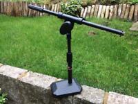 Stagg Desktop Mini Microphone Boom Stand