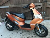 Generic Ideo 50cc 2013 scooter moped 4000miles