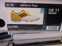 Adidas Adizero Tour Golf Shoes - size 11