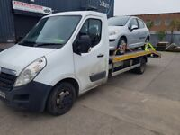 BREAK DOWN RECOVERY SERVICE VEHICLE DELIVERY CAR TRANSPORTER EXCELLENT RATES