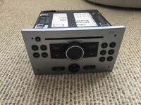 Vauxhall Corsa CD Player