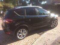 Ford Kuga 2011 Titanium Panther black