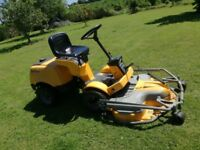 Stiga royal ride on mower honda engine in good working condition