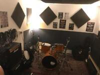 Rehearsal room share Bristol city centre