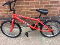 Trax bmx bike. Good condition.