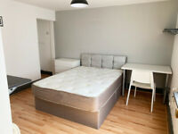 FULLY FURNISHED 1 BEDROOM FLAT - AVAILABLE 15 DECEMBER - CITY CENTRE - £525 PCM - ONE BED FLAT
