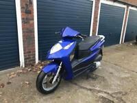 Honda dylan 125cc moped scooter vespa piaggio yamaha