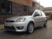 Low Mileage Ford Fiesta Zetec S 1.6 Quick Sale Bargain (Not St, Bmw, Fiat, Audi)