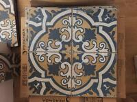 Brand new Moroccan style tiles
