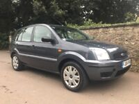 2004 FORD FUSION 2 1.6 DURATEC, JUST HAD A FULL SERVICE, BRAND NEW MOT