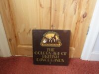 Box set of 8 LP's The Dance Band Years