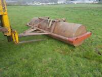 Tractor 10ft land field paddock roller can be water filled
