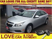 2011 Chevrolet Cruze LT Turbo * GET APPROVED IN MINUTES
