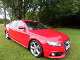 AUDI A4 2.0TDI S LINE*FULL HISTORY**FINANCE AVAILABLE**
