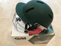 GM JUNIOR CRICKET HELMET IN BOX
