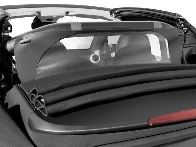 Original BRABUS Wendematte ForTwo 453 Coupe//Cabrio Velours schwarz//silber
