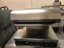 Hatco salamander grill electric