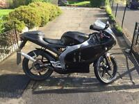 Aprilia RS 50 motorcycle