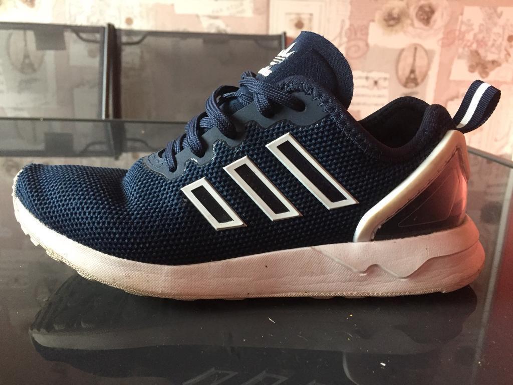boys adidas trainers size 1