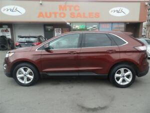 2015 Ford Edge SEL, AWD, BACKUP CAM, ECOBOOST