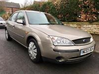 2003 Ford Mondeo LX Auto 2.0 Drives Superb. Cheap Automatic