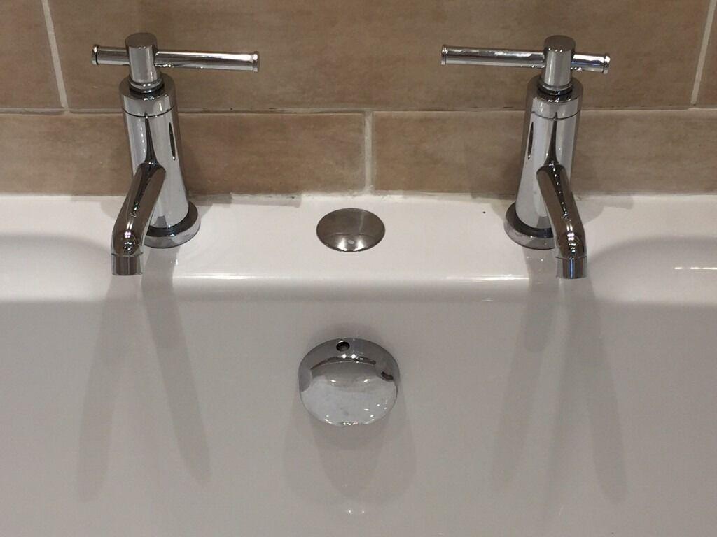bath taps - heritage shaker | in prestwich, manchester | gumtree
