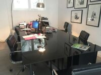 Small office full of lovely furniture for sale