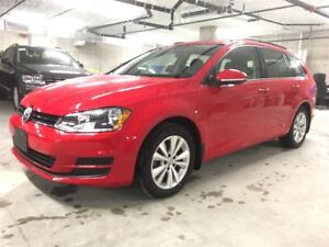 2016 Volkswagen Golf SPORTWAGEN TRENDL 1.8L 170HP 5SP MANUAL