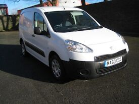 Peugeot Partner 1600 HDI ONLY £4995.00 Full Service History ONE Owner 35000 MILES Used Van Sales