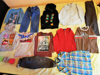 BUNDLE 6-7 YEARS BOYS CLOTHES, MARKS&SPENCER. PAID OVER 150£.