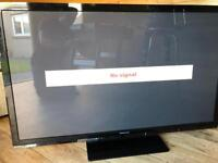 Panasonic 50 inch HDTV excellent condition and full working order TX-P50x50b
