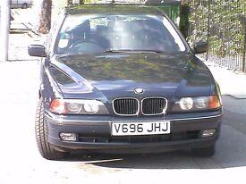 BMW 520 SE Manual - Bargain - but non runner