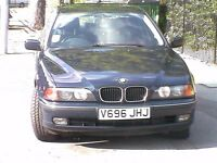 BMW 520 SE Manual - Bargain - but non runner