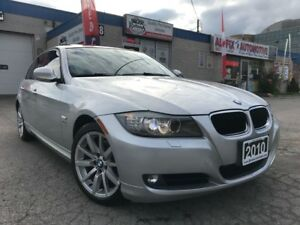 2010 BMW 328 i xDrive_6 Speed Manual_Sunroof_Leather