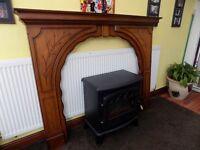 Fire Surround/Mantel