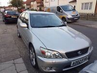 Lexus Is 200 Automatic Fully Loaded In Excellent Condition