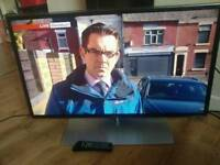 """Samsung 40"""" LED 3D TV Full HD 1080p Freeview"""