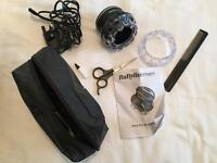 Babyliss for men circular clippers as new!