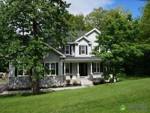 625 000$ - Maison 2 étages à vendre à Hudson