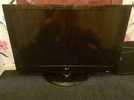 Refurbished LG 42 inch HD LCD TV + FREE DELIVERY