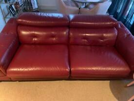 FREE reclining sofa