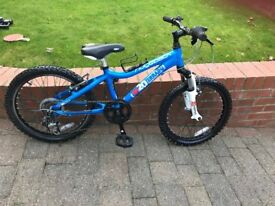 "Childrens 20"" Ridgeback Bicycle, suit 6-8 Year old. In excellent condition, Shimano gearing."