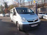 Vauxhall Vivaro 2.0 CDTi 16v 2900 Combi 5dr (9 Seats, LWB) GREAT 9 SEATER BARGAIN PRICE 09/59 MPV