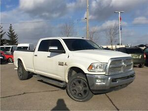 2015 Ram 2500 *LARAMIE*4X4*8FT BED*DIESEL*SUNROOF*NAVI*LOADED*