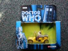 Dr. WHO DIECAST MODEL OF BESSIE AND DR. WHO - BOXED Kingston Kingborough Area Preview